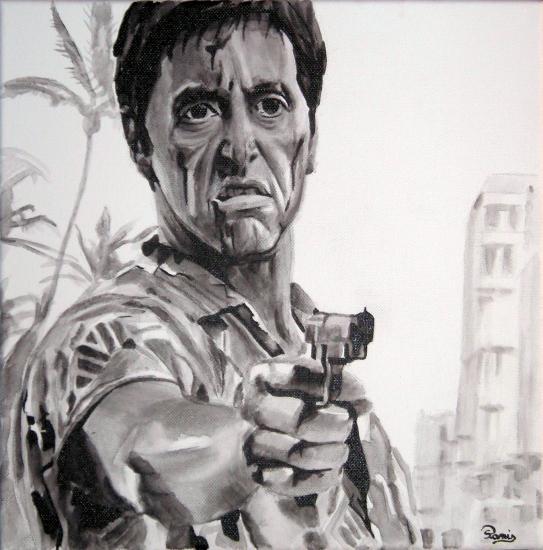 Al Pacino by poussin